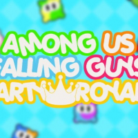 Among Us Falling Guys Party Royale