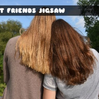 BEST FRIENDS JIGSAW