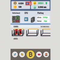 Bitcoin Clicker