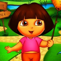 Dora The Explorer Jigsaw Puzzle