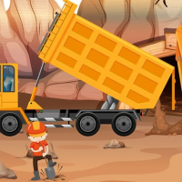 Dump Trucks Hidden Objects