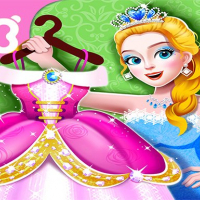 Fairy Princess Dress Up for Girls