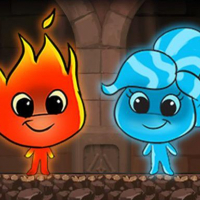 Fireboy and Bluegirl