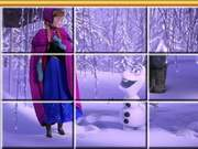 Frozen Image Disorder