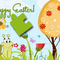 Happy Easter Puzzle