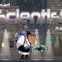 Mad Scientist Run