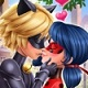 Miraculous School Kiss