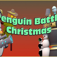Penguin Battle Christmas