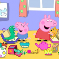 Peppa Pig Jigsaw Puzzle