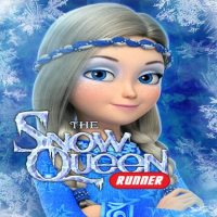 Snow Queen: Frozen Fun Run. Endless Runner Games