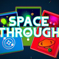 Space Through - Card Clicker Game