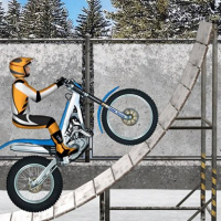 Trials Ice Ride