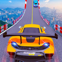 Extreme Ramp Car Stunt Races Game
