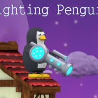 Fighting Penguin