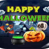 Happy Halloween Magic Match 3