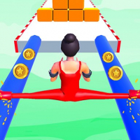 high giant heels rush run 3d-fat pusher high heel