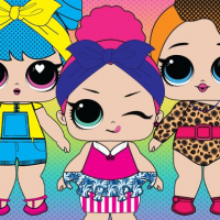 Lol Doll Avatar creator dress up